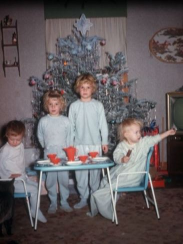 all four tea party