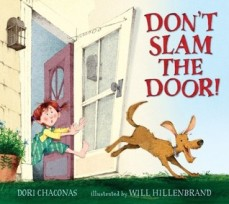 Don't slam the door