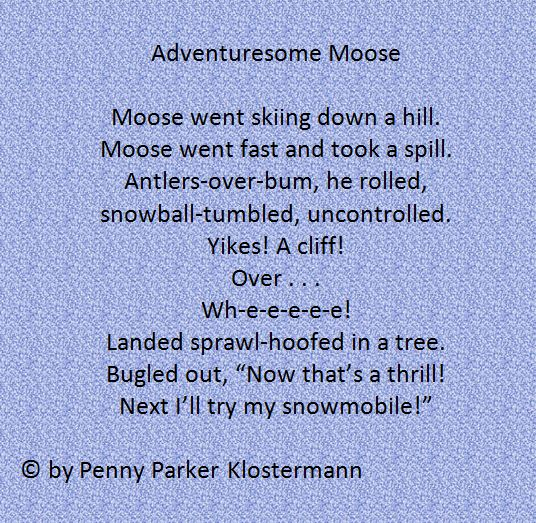Moose text
