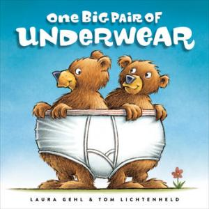 one big pair of underwwear