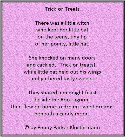 trick or treats purple