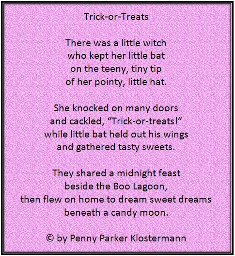 trick or treats purple