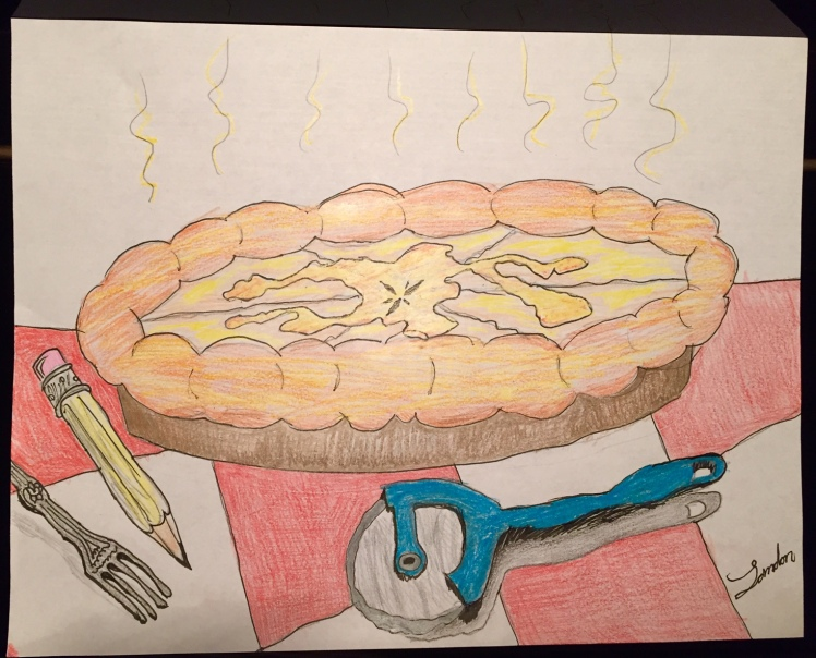 peach pie drawing2
