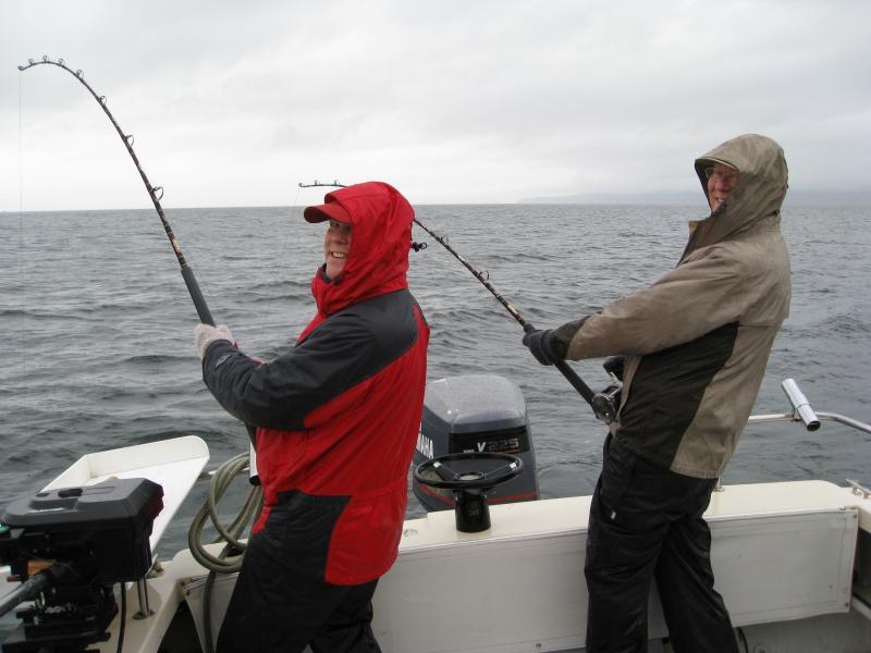 Jeff, David, Alaska, 2008