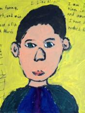ethan's self portrait