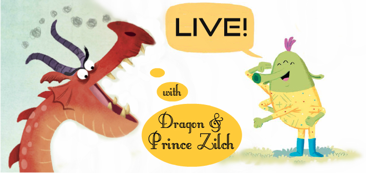 Dragon and Prince Zilch