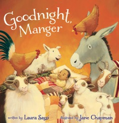 Goodnight Manger Bk Cover