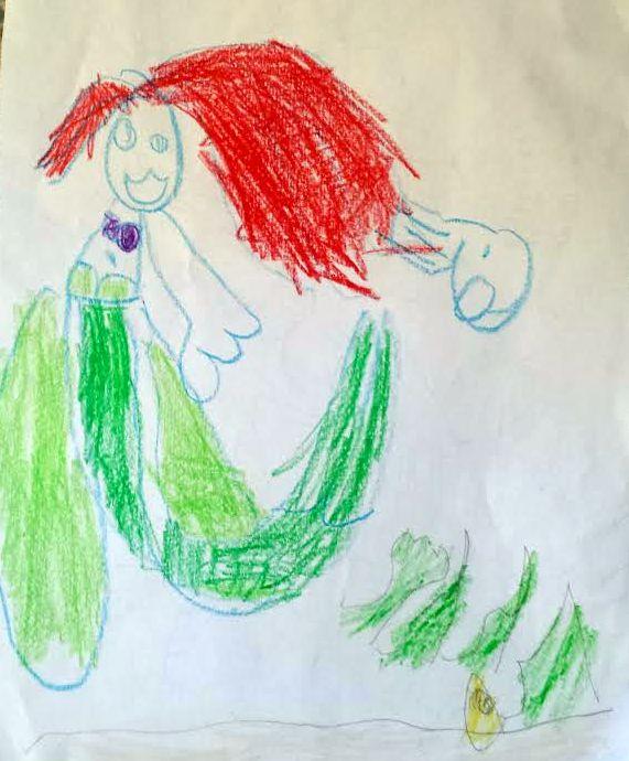 McKenna's mermaid