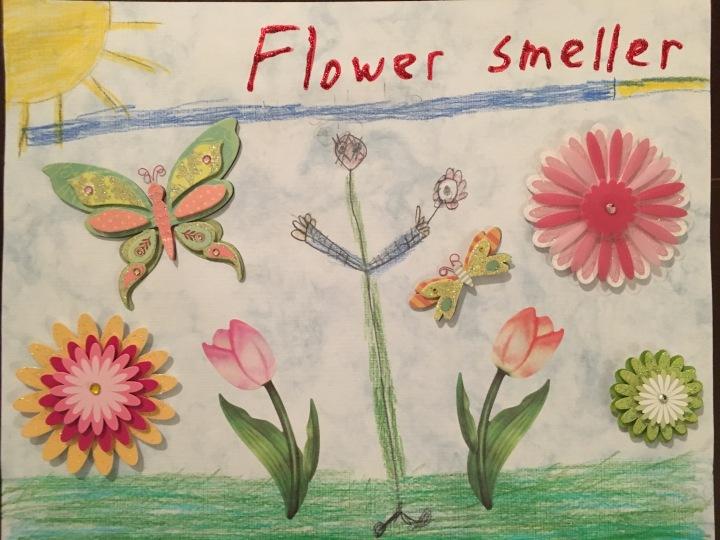 flower smeller