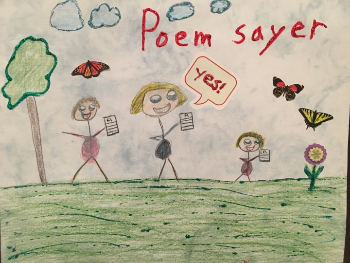 poem sayer